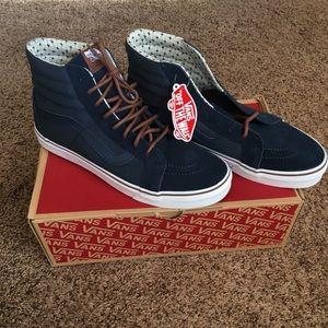 49e36afa1c Men s Vans Brown Shoes on Poshmark
